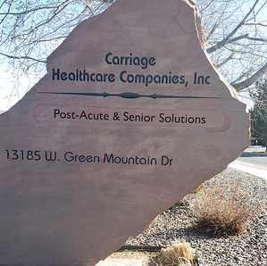 Carriage Healthcare Co. Inc.