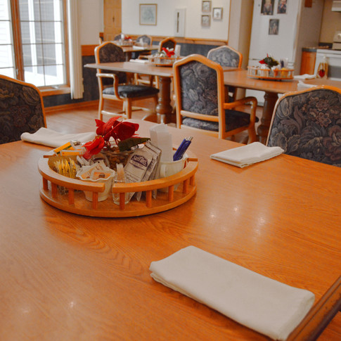 Inglewood Dining Room