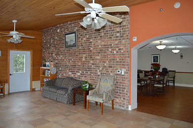 Inglehaven Assisted Living Sun Porch