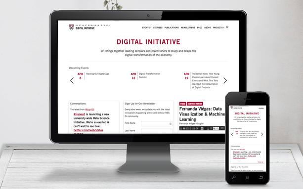 The DI Website