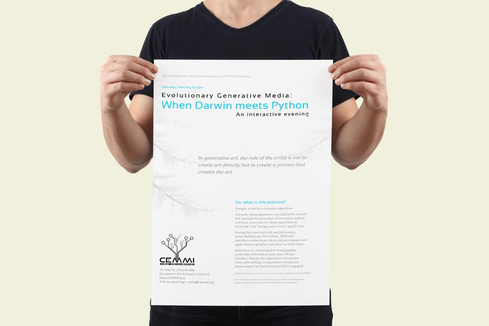 CEMI Event Poster