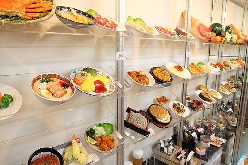 まるで本物!日本が誇る食品サンプル