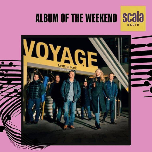 Scala Radio album of the Weekend-Voyage