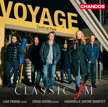 Voyage Chandos Records CD-Lisa Friend Cl