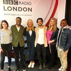 Lisa Friend BBC Radio London