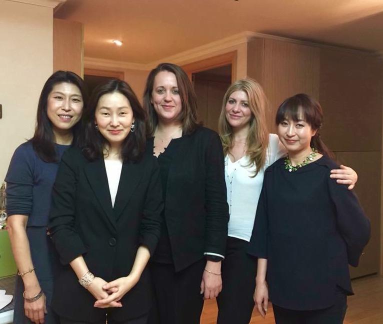 Seoul Flute Professors