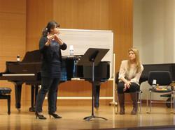 Lisa Friend Flute Masterclass