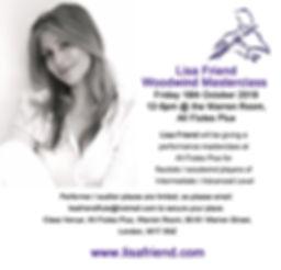 Lisa-Friend-Woodwind-Masterclass-18th-Oc