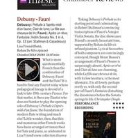 BBC Music Magazine Review July 2019