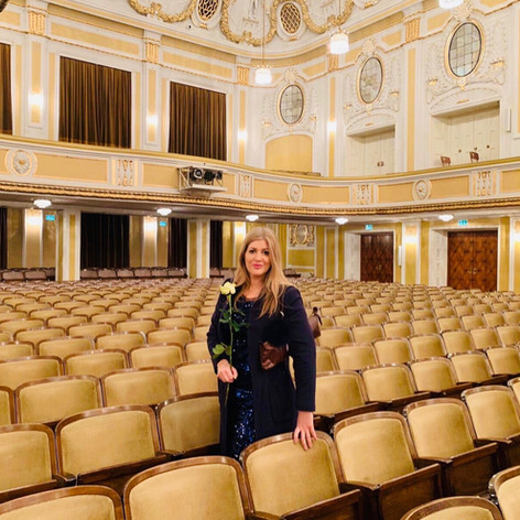 Lisa Friend-Mozart Woche 2020-Mozarteum