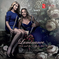 Luminance - Solo and Duo Works for Flute