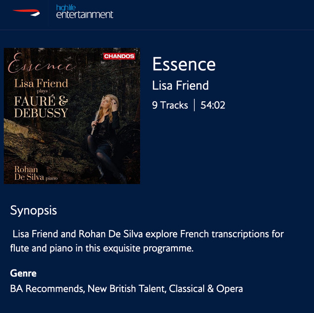 Lisa-Friend-Essence-CD-British-Airways-H