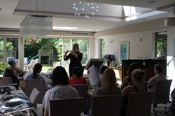 Friend International Flute Academy 2013