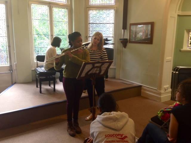 Friend Flute Academy 2014