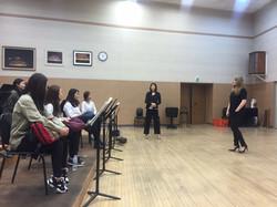 Lisa Friend Flute Masterclass SNU