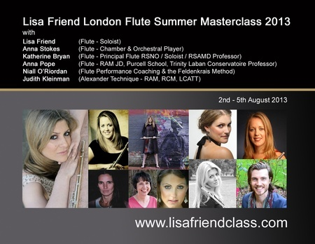 Friend International Flute Academy