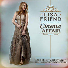 Lisa Friend Cinema Affair Album Silva Sc
