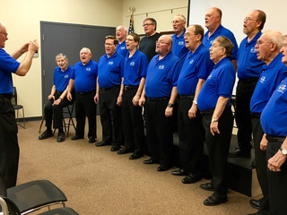 Covered Bridge Chorus to Sing at Tiskilwa's Country Christmas on December 8