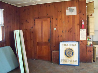 """Tiskilwa Historical Society to Host """"As Is"""" Open House at Former Legion Hall on September 22"""