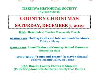 Country Christmas 2019