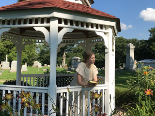 """Historical Society Stages """"Voices"""" at Mount Bloom Cemetery on August 5"""