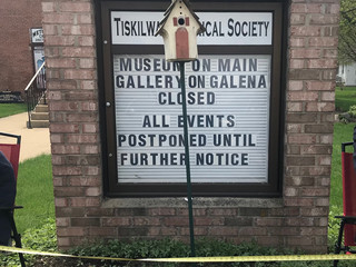 Tiskilwa Historical Society Hosts Virtual Memorial Day Ceremony, Cancels Programs for May, June, Jul