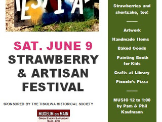 Strawberry and Artisan Festival