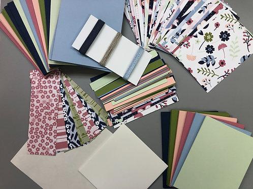 Paper Blooms Monkey Kut Kit