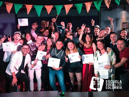 Concierto De Grado Cantante integral - 2019