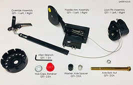 SAFER-SS2-NVA Lock Kit
