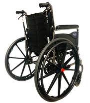 Invacare Tracer EX2 with Safer Locks