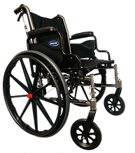 Invacare Tracer SX5 with Safer Locks