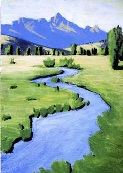 Teton and Spring Creek