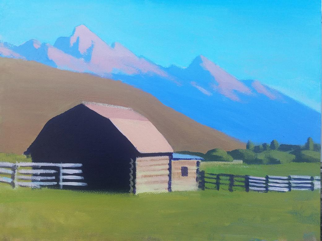 Mead Ranch Barn