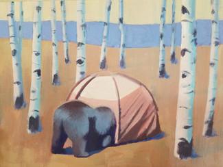 Camping Nightmare