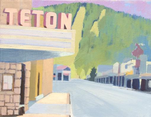 Teton Theater and Snow King