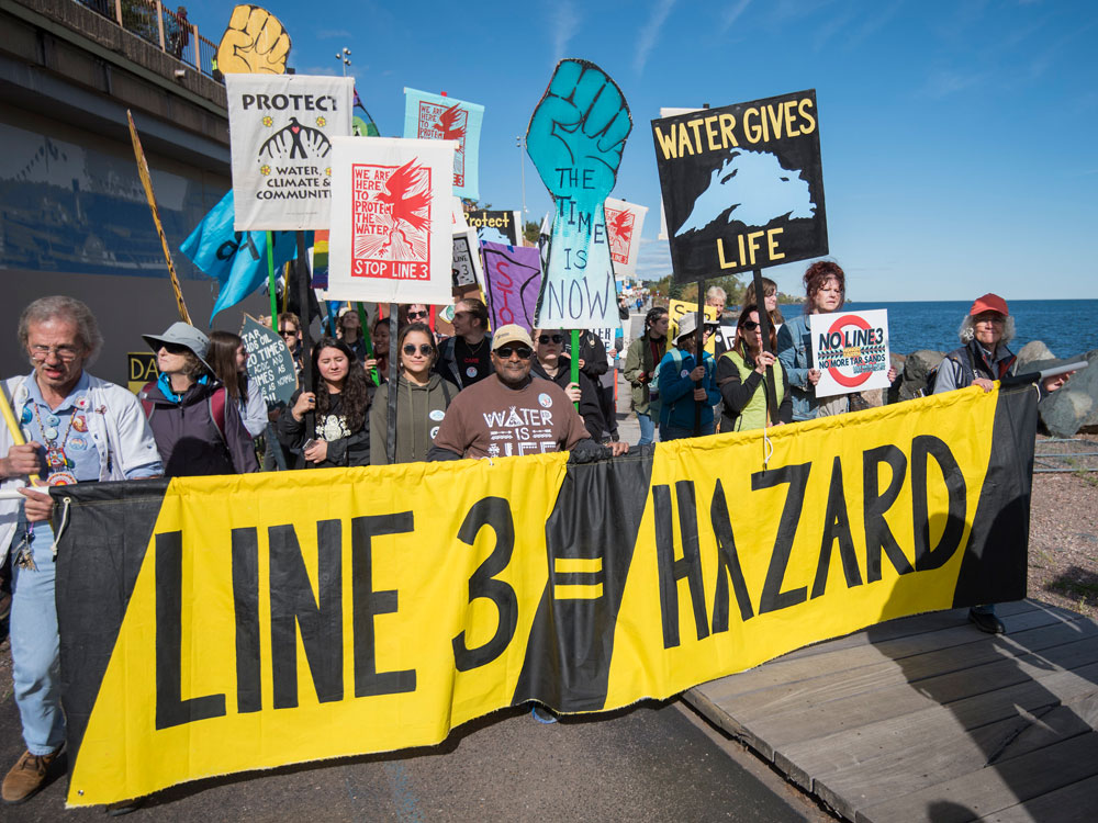 line-3-pipeline-protest