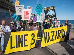 line-3-pipeline-protest