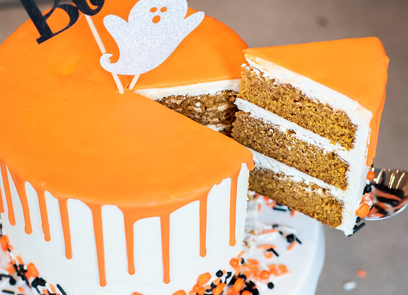 Halloween Cake Night