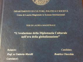 L'evoluzione della Diplomazia Culturale nell'era della globalizzazione