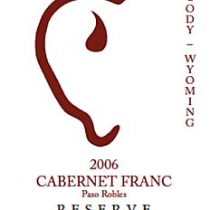 2006 Cabernet Franc