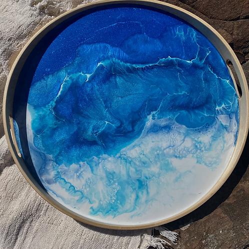 """""""The Bleu Tray"""""""
