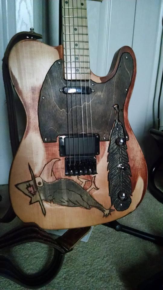 guitart tele 2