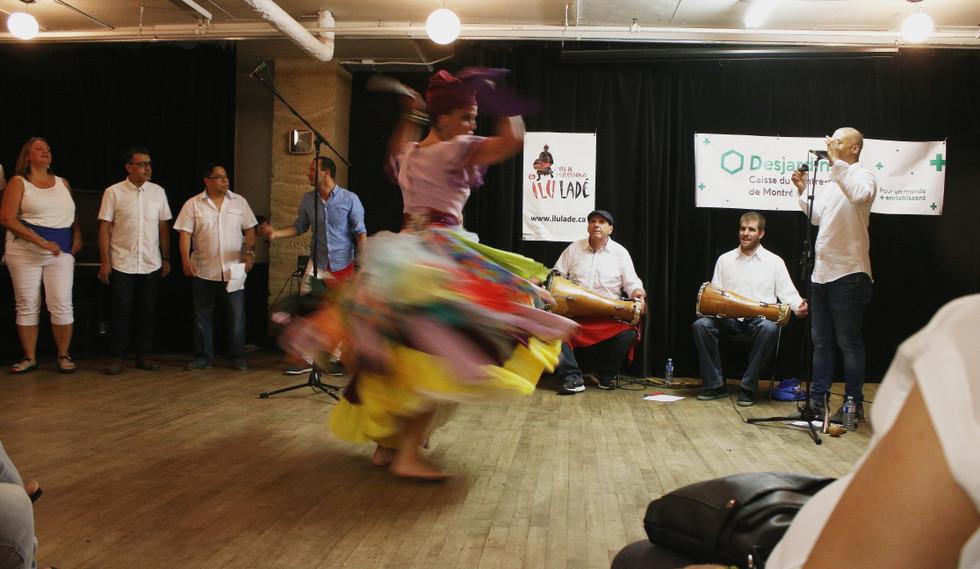Cours de chants afro-cubains avec la chorale Ilu Ladé : Reprise des répétitions  (Mercredi 20 févrie