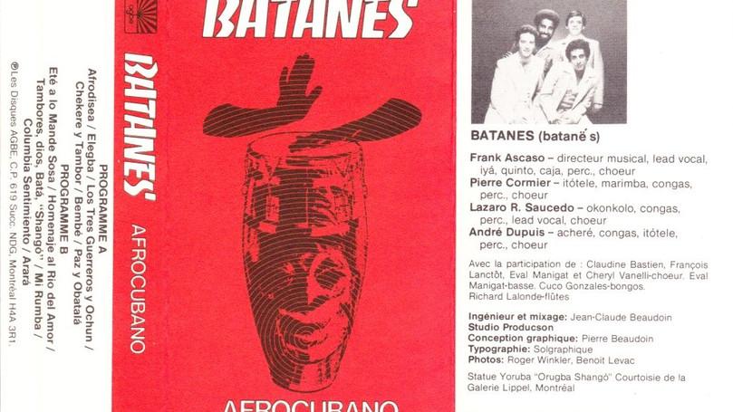 L'histoire afro-cubaine chez nous avec Frank Ascaso