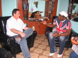 DANSE ET MUSIQUE AFRO-CUBAINE