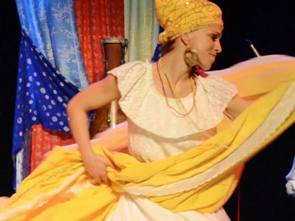 Atelier de danse afro-cubaine (27 février)