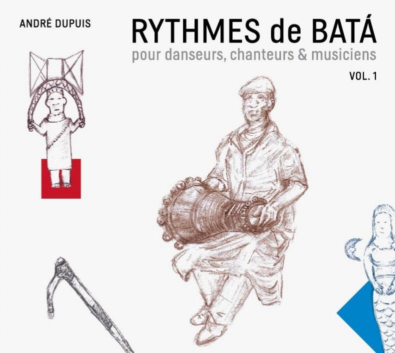 Un CDpour apprendre et pratiquerdes rythmes de Bata
