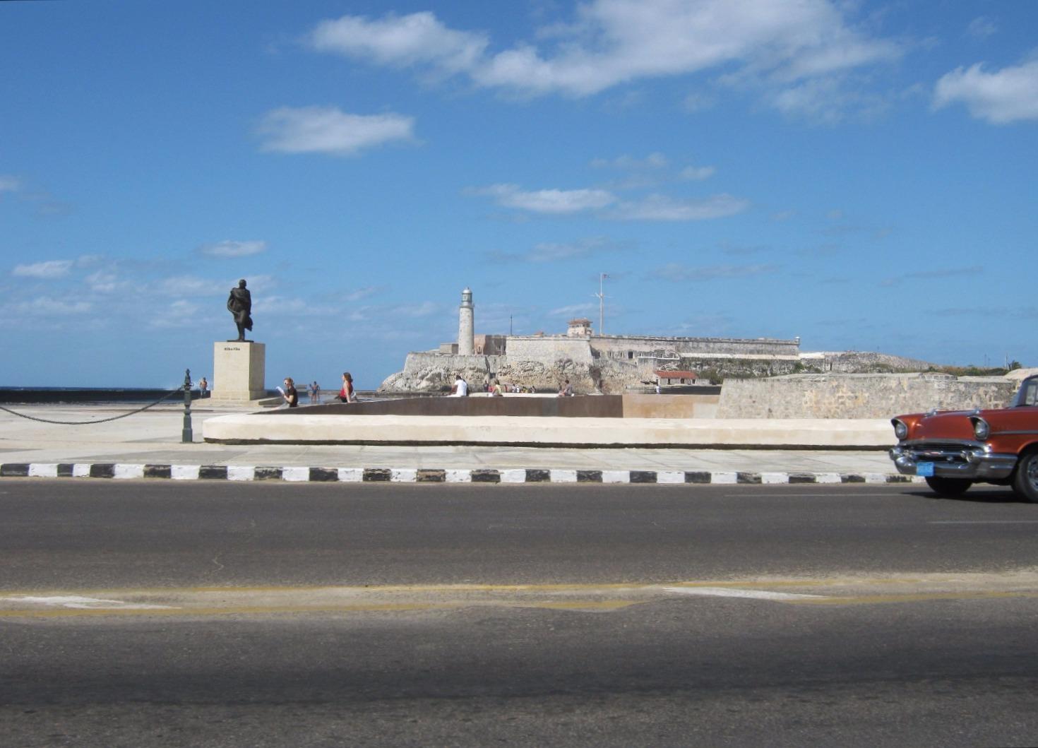 ANDRÉ PASSERA PLUS DE 3 ANS À CUBA