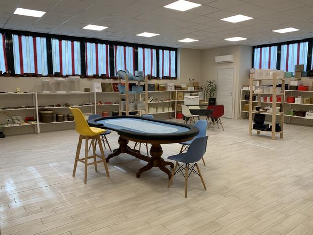 Showroom di Brescia